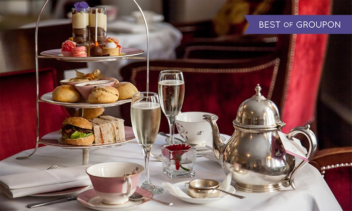 5* The Royal Horseguards - Embankment: Champagne Afternoon Tea for One or Two People at 5* The Royal Horseguards (Up to 49% Off)