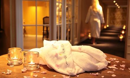 Uitgebreide wellnessdag, naar keuze met massage en/of gezichtsbehandeling bij Landgoed De Holtweijde in Lattrop