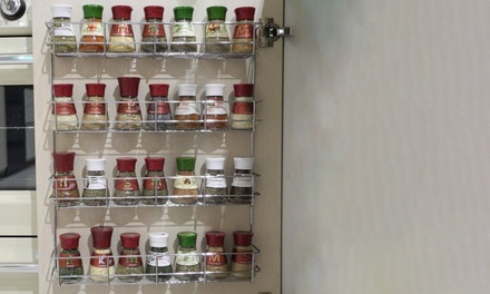 FourTier Spice Rack for £6.98