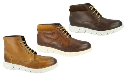Base London Men's Boots