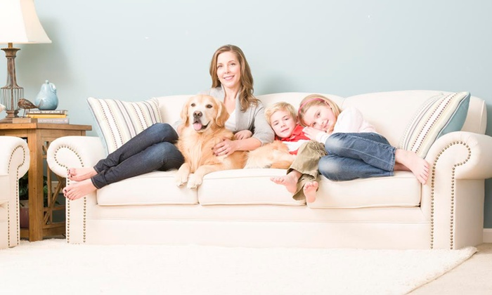 Moen Chem-Dry - Charleston: Carpet Cleaning for Three or Five Rooms by Moen Chem-Dry (Up to 51% Off)