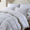 Goose Feather Quilt and Pillows