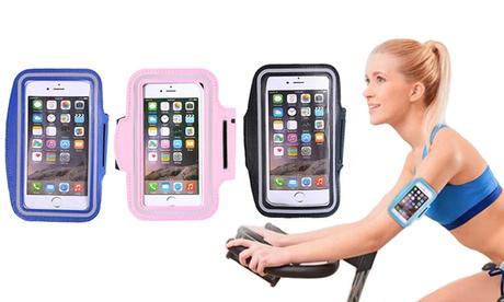 1, 2 o 3 soportea de brazo para smartphone