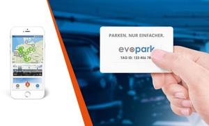evopark GmbH: 30 € Parkguthaben von evopark für das City-Parkhaus XXL in Hamburg