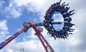 Mega Value Fun Park Funfair: Three-Hour or All-Day Wristband Entry for Up to Four to Mega Value Fun Park Funfair (Up to 53% Off)