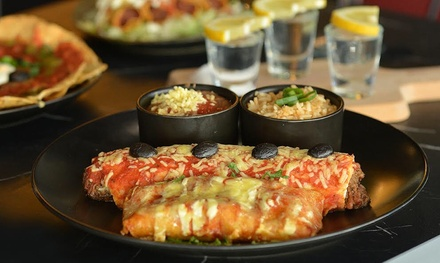 $20 or $39 to Spend on Mexican Food and Drinks at The Aztec Restaurant and Tequila Bar, Broadbeach
