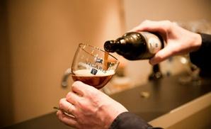 Brouwerij Dilewyns: Brouwerijbezoek met bierproeverij en Vicaris-geschenk vanaf €19,99