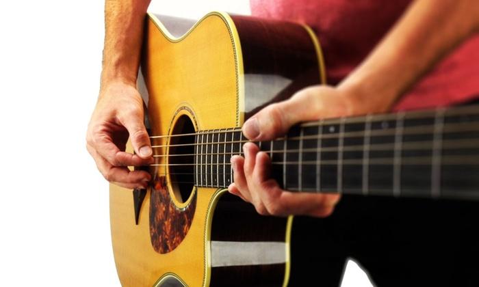 Baton Rouge Guitar Lessons