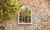 Decorative Outdoor Garden Mirror