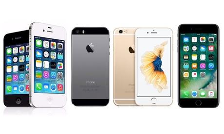 Apple iPhone reacondicionados de grado muy bueno (envío gratuito)