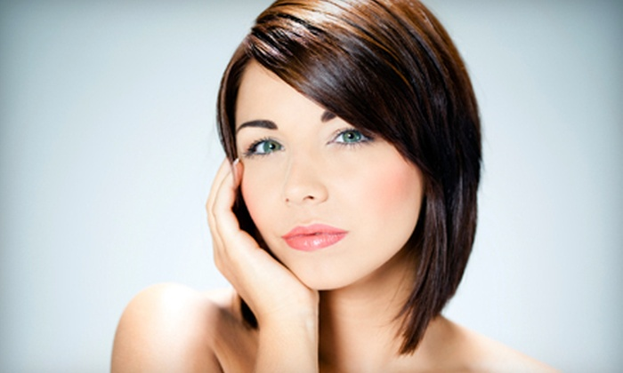 Gold Salon & Spa - Plano: $25 Worth of Hairstyling and Spa Services