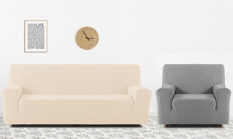 Funda de sofá elástica