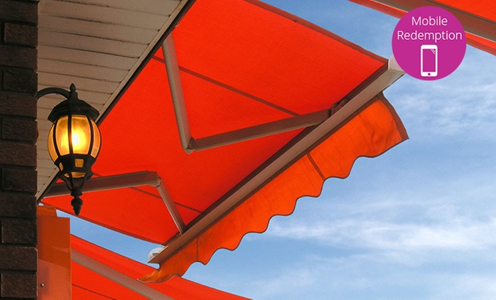 From $595 for a Retractable Awning Available in 17 Sizes from RollerFlex, Wairau Valley (From $1,190 Value)