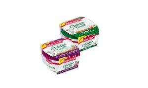 Soignon: Réduction de 0,40 € à l'achat du Fouetté de Chèvre Soignon, valable dans toutes les enseignes de distribution en France