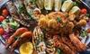 Menu di pesce e vino a Terni