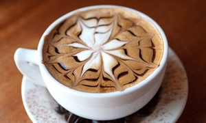 City Dock Coffee: $10 or $20 Toward Coffee, Pastries, and Baked Goods or Coffee-a-Day for One-Month at City Dock Coffee