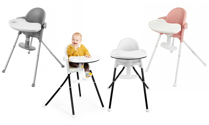 Kinderkraft Two-in-One High Chair With Free Delivery