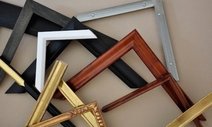 ILANA LOBET FRAMING STUDIO: $45 for $129 Towards Custom Framing or Custom Mirrors— ILANA LOBET FRAMING STUDIO