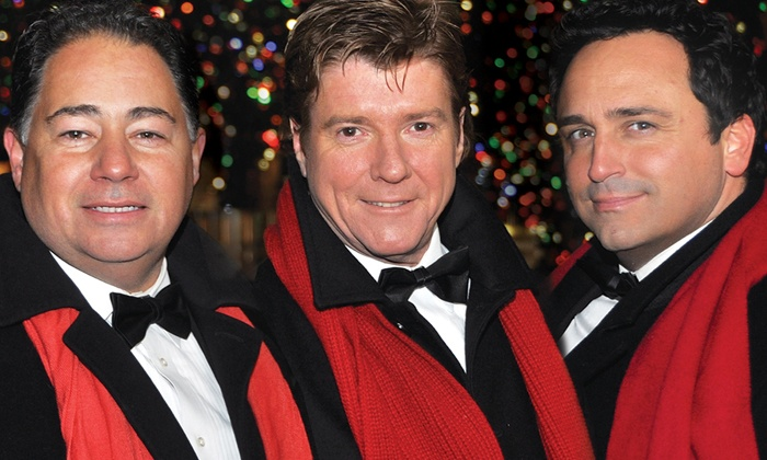 """""""The Magic of Christmas"""" Starring The New York Tenors - The VETS: """"The Magic of Christmas"""" with The New York Tenors on December 3 at 7:30 p.m."""