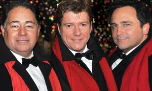 """The Magic of Christmas"" Starring The New York Tenors: ""The Magic of Christmas"" with The New York Tenors on December 3 at 7:30 p.m."