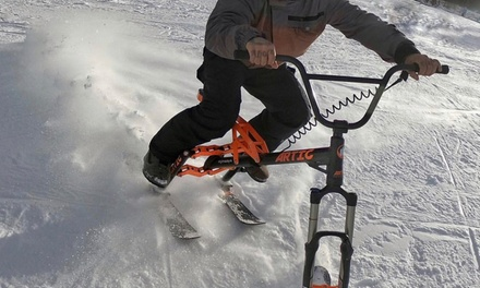 Alquiler de snowbike durante 1 día para 1 o 2 personas desde 19,99 € en Open Sierra Nevada