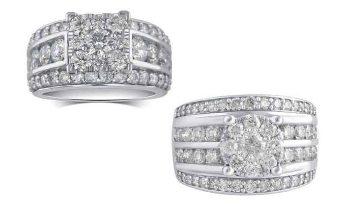 3 00 CTTW Diamond Ring