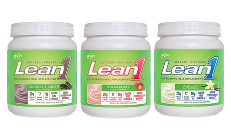 10-Serving Tubs of Lean1 Shake