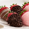 50% Off Gourmet Dipped Strawberries and Treats. Two Option.