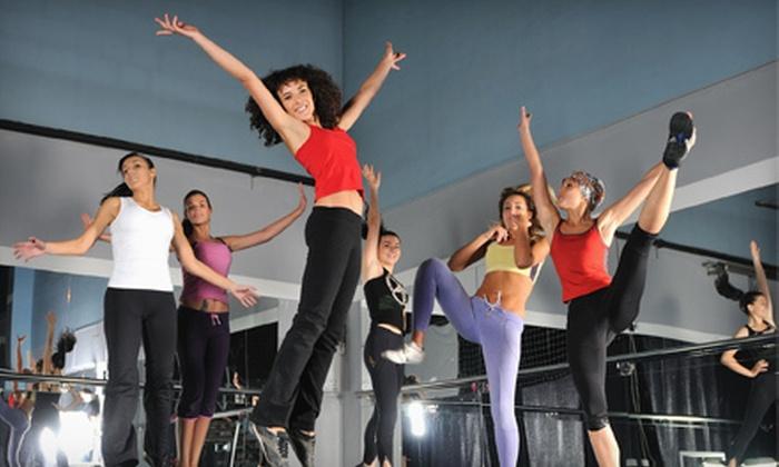 Valeo Dance & Health Club - Atlanta: 10 or 15 Dance-Fitness Classes at Valeo Dance & Health Club (Up to 86% Off)