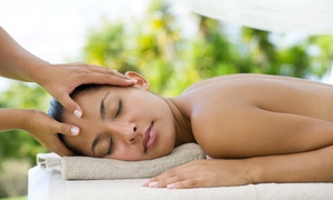Hideaway Beauty At Vogue: 45-Minute Indian Head and 30-Minute Back, Neck and Shoulder Massage from Hideaway Beauty At Vogue (61% Off)