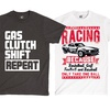 Men's Automobile and Racing Graphic Tees