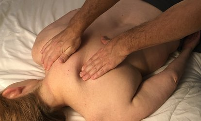 image for 60-Minute Therapeutic or <strong>Sports Massage</strong> with Ric Holloman (Up to 58% Off)