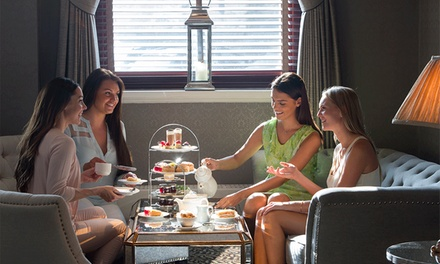 Leisure Pass and Afternoon Tea for Two, Three or Four at The Royal Bath Hotel