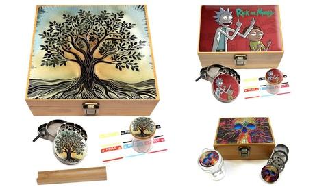 Herb & Spice Stash Box Sets