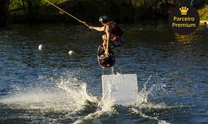 Naga Cable Park: 1 hora de wakeboard no Naga Cable Park – Jaguariúna