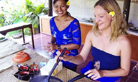 Bali: Heart and Soul of Bali Day Tour with Cooking, Coffee, and Art Demonstrations with Bali Sun Tours