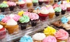 Cupcakes - Cupcakes on Denman: One Half Dozen or One Dozen Mini Cupcakes at Cupcakes by Heather and Lori (Up to 40% Off)