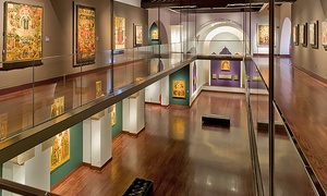 The Museum of Russian Art: Admission for Two or Four at The Museum of Russian Art (Up to 53% Off)