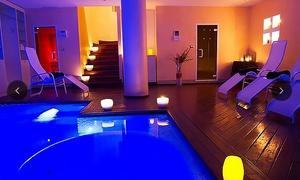 SPA Park Hotel Olimpia: Percorso Spa con massaggio a scelta e kit incluso per 2 persone da Park Hotel Olimpia (sconto 57%)
