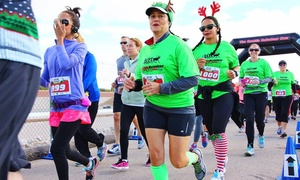 The Rockin Reindeer Run: The Rockin Reindeer Run Holiday-Themed Half Marathon for One or Two on Saturday, December 12 (Up to 41% Off)