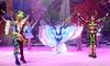"""Agenda Production - Mehrere Standorte: 2x Neuinszenierung der Eis-Show """"Alice im Wunderland on Ice"""" in Berlin, Hamburg, Hannover, Düsseldorf (bis 38% sparen)"""