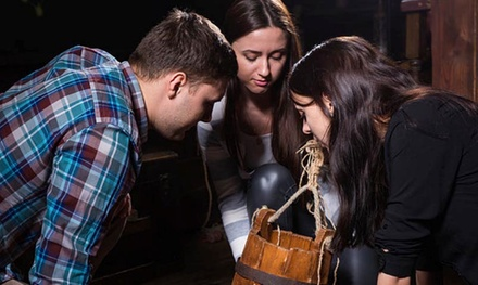 Room-Escape Game at MindBreak (Up to 52% Off). Six Options Available.