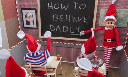 Three Elves Behavin' Badly