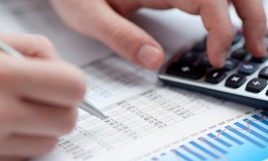 Ez Tax Financial Services: Basic Federal and State Taxes for One or Two at Ez Tax Financial Services (Up to 75% Off)