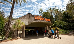 20% Off One-Day Pass at San Diego Zoo Safari Park at San Diego Zoo Safari Park, plus 6.0% Cash Back from Ebates.