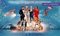1 place catégorie au choix pour la tournée Hit Parade à Marseille, les 3 et 4 juin 2017, heure au choix dès 34 € au Dôme