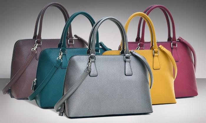 Keith New York Collection Satchel Handbag