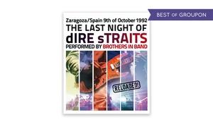 "Reset Production: 2x ""The Last Night of Dire Straits""-Tour 2017 u. a. in Bremen, Mannheim, Berlin, Dresden, Paderborn, Lünen (40% sparen)"
