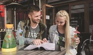 Cafe Flair: Cocktail oder Longdrink inkl. Nacho-Teller für 2 oder 4 Personen im Cafe Flair (bis zu 35% sparen*)