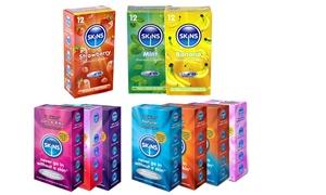 Lots préservatifs Skins